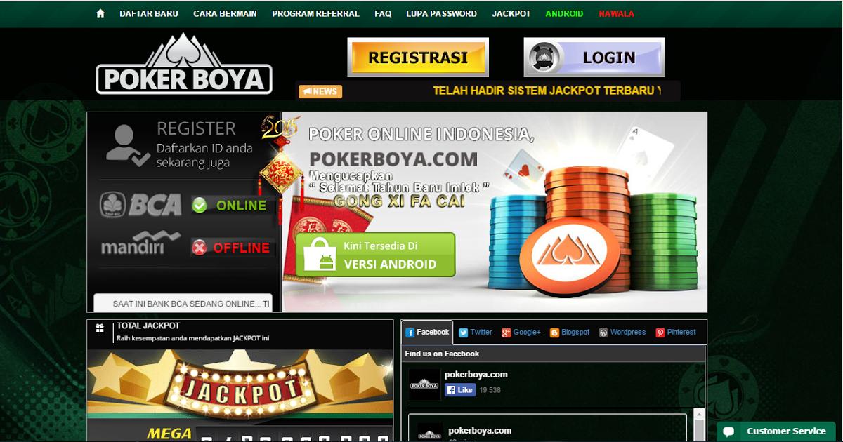 Daftar Keunggulan Situs Judi Online Pokerboya yang Amat Memukau