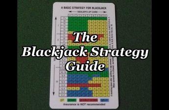 Blackjack Strategies - When to Surrender